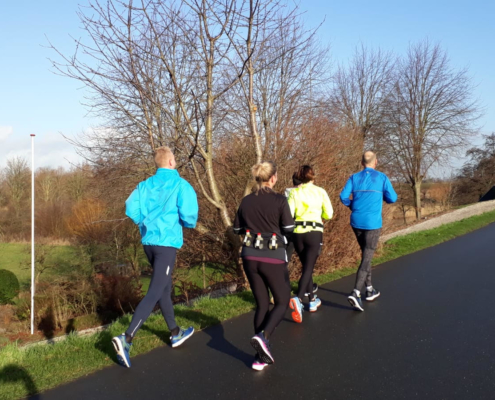 Marathongroep Extrarunners